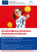 Sociálně – emociální učení v každodenním životě