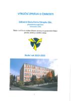 Výroční zpráva 2019/20
