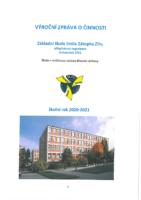 Výroční zpráva 2020/21